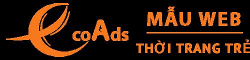Demo website bán thời trang by EcoAds